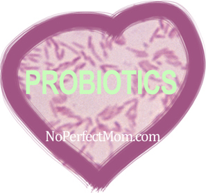 NoPerfectMom Probiotics